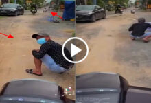 Photo of Cảnh tượng 2 thanh niên nhận án phạt vì ra đường không cần thiết gây chú ý, ai cũng nhòm ra cửa bật cười