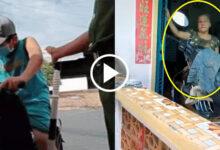 """Photo of Sự thật đằng sau câu chuyện cậu bé đạp xe xin qua chốt để đưa đồ cho ngoại vì """"mẹ mất rồi"""""""