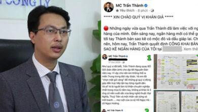 """Photo of Quan điểm luật sư về """"yêu sách"""" của dân mạng yêu cầu Trần Thành kê khai thuế sau vụ sao kê từ thiện"""
