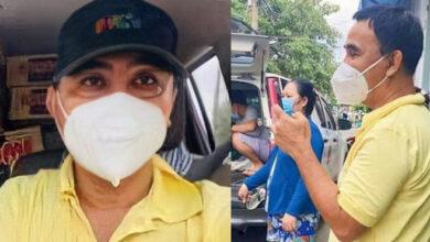 """Photo of Giữa cơn bão """"sao kê"""", """"minh bạch"""", MC Quyền Linh gây chú ý… vì mặc áo trái khi vội đi làm từ thiện"""