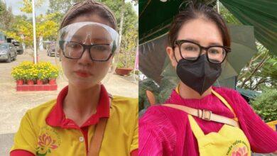 Photo of Trang Trần nhiễm Covid-19 do làm thiện nguyện trong mùa dịch