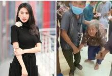 Photo of Thủy Tiên giật 200.000 đồng của cụ bà nghèo khổ khi phát quà ở miền Tây, sự thật là đây!