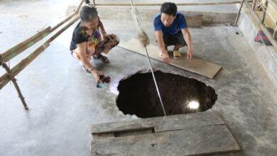 """Photo of Nghệ An: Liên tiếp xuất hiện """"hố tử thần"""", người dân lo lắng bất an"""